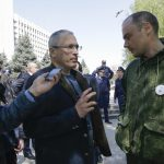 Donetsk-Kharkov – 27.4.2014