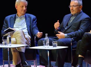 Khodorkovsky discusses Russia with Swedish audience: TT News agency