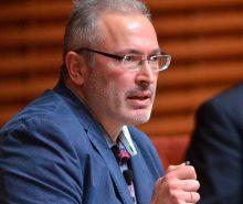 Khodorkovsky speak at Stanford University