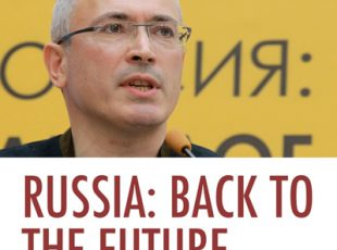 Khodorkovsky to speak at Stanford University