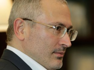 Khodorkovsky on Russian assets seizure