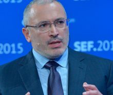 """Khodorkovsky: """"Changes in Russia will take place in our lifetime."""""""