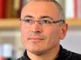 """Something that looks like the mafia will eventually start to act like the mafia too"": Mikhail Khodorkovsky"