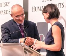 Sergei Magnitsky Human Rights Awards- 16.11.2015